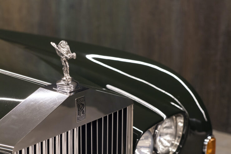 Rolls-Royce Silver Cloud III By James Young 5