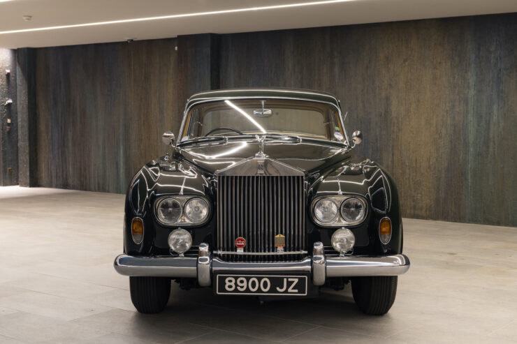 Rolls-Royce Silver Cloud III By James Young 6