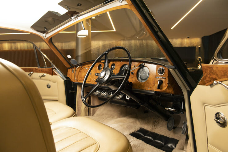 Rolls-Royce Silver Cloud III By James Young 7