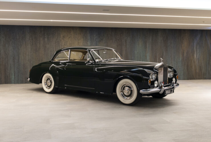 Rolls-Royce Silver Cloud III By James Young