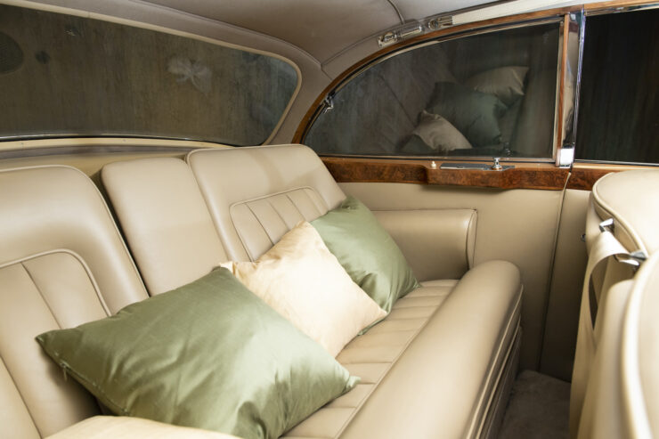 Rolls-Royce Silver Cloud III By James Young 8