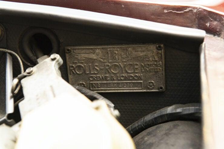 Rolls-Royce Silver Shadow 12