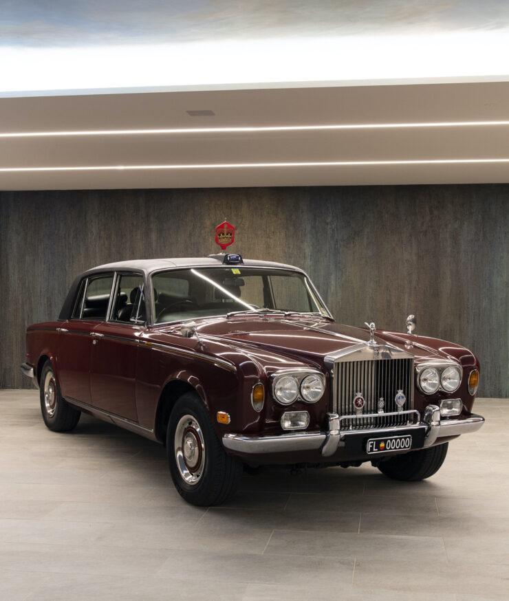 Rolls-Royce Silver Shadow 13