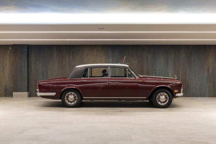 Rolls-Royce Silver Shadow 4