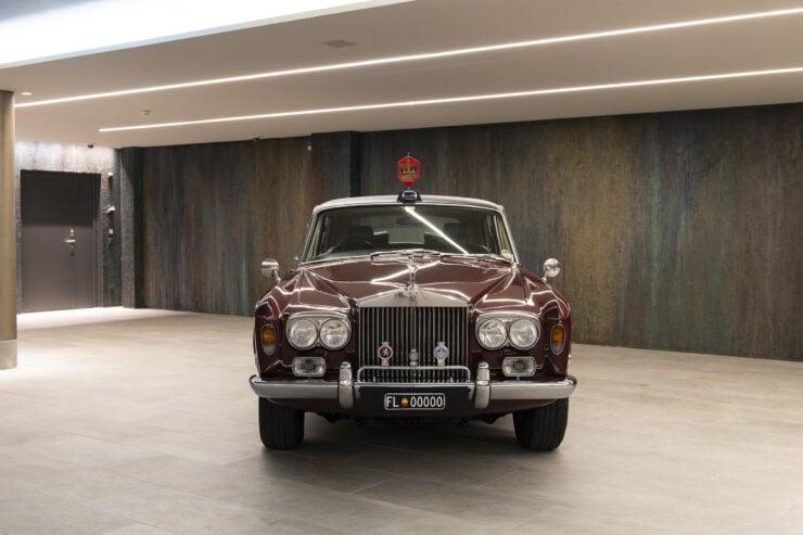 Rolls-Royce Silver Shadow 5