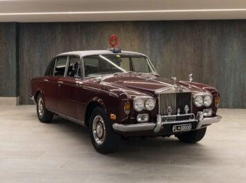 Rolls-Royce Silver Shadow Car