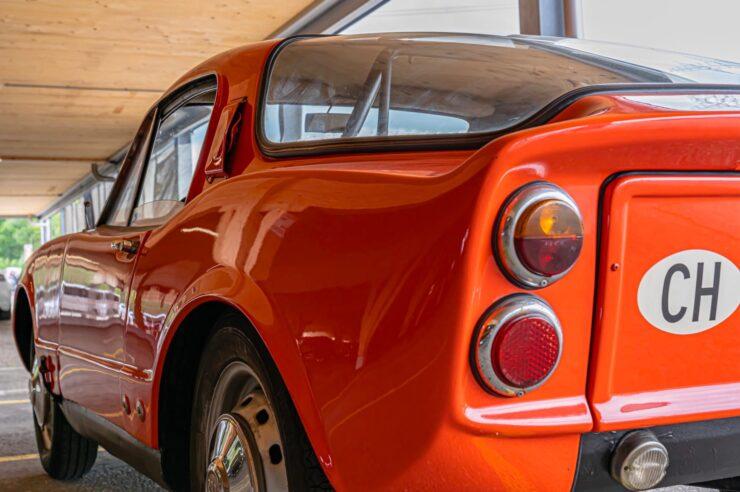 Saab Sonett II 11