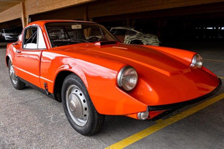 Saab Sonett II 12