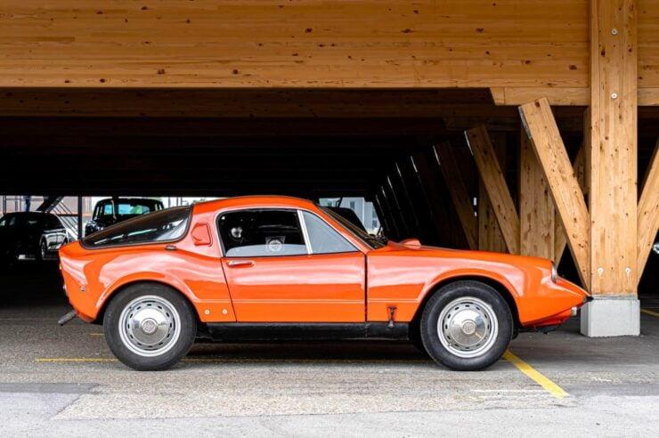 Saab Sonett II 13