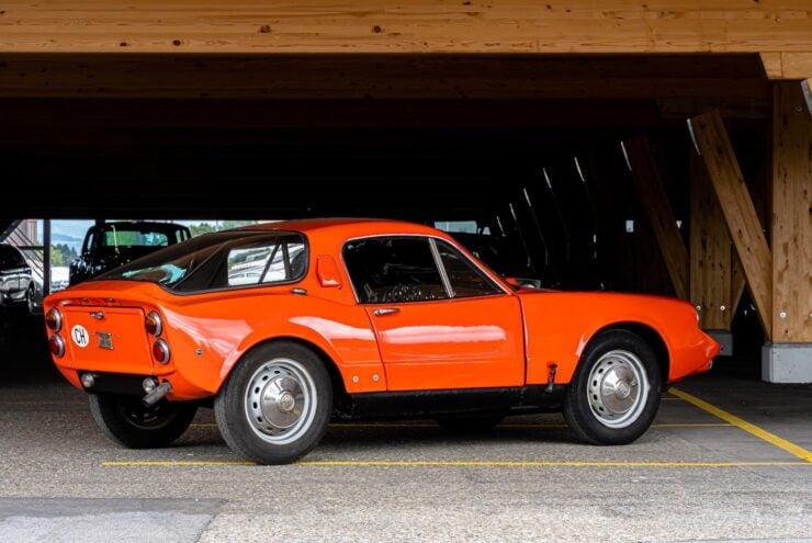 Saab Sonett II 14