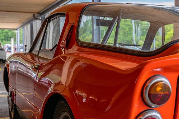 Saab Sonett II 9