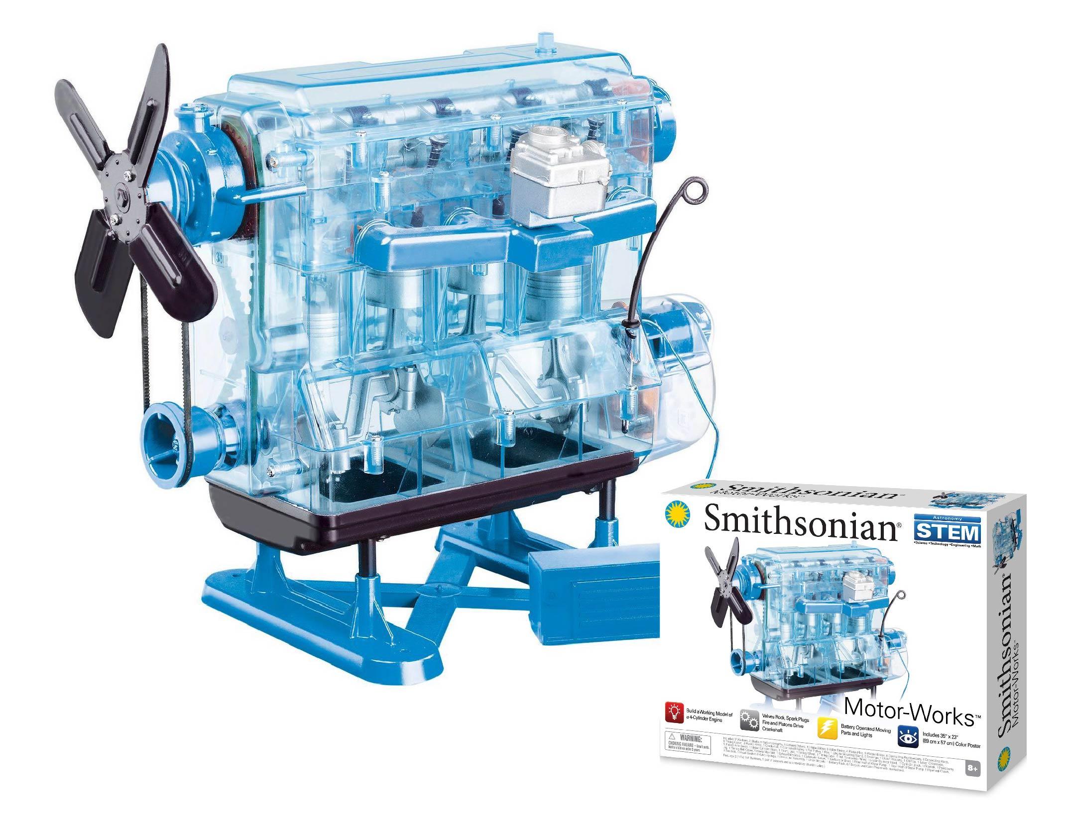 Smithsonian Motor-Works Engine Model