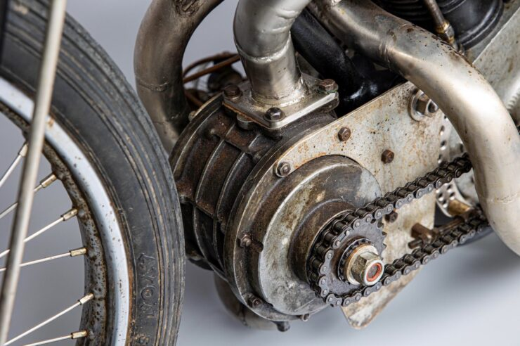 Supercharged Brough Superior SS100 Special 3
