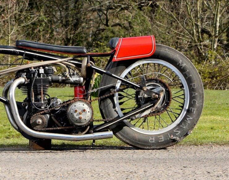 Triumph Drag Racing Bike 3