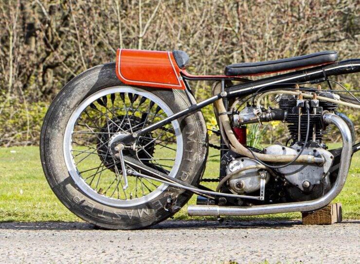Triumph Drag Racing Bike 5