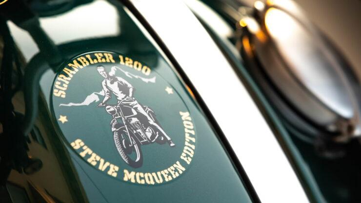 Triumph Scrambler 1200 Steve McQueen Edition 4