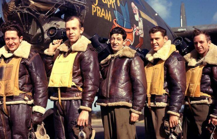 US Bomber Crew