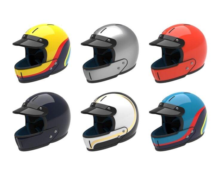 Veldt Enduro Helmet