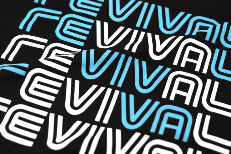 Viva Real Evil T-Shirt By Revival Cycles 1