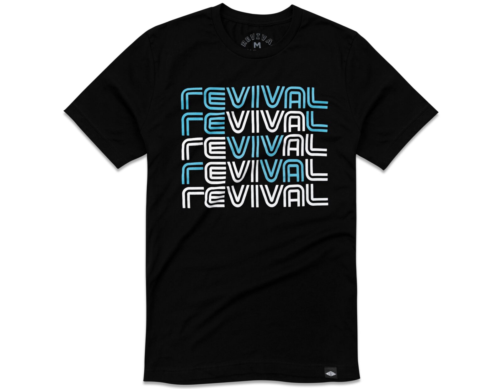 Viva Real Evil T-Shirt By Revival Cycles