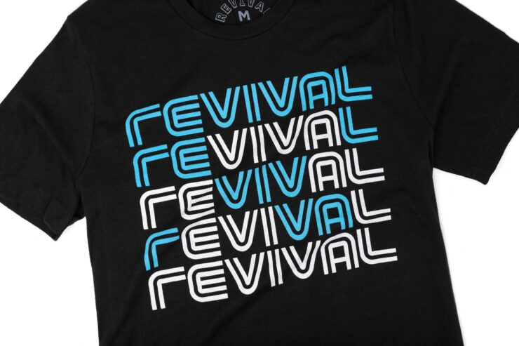 Viva Real Evil T-Shirt By Revival Cycles 2