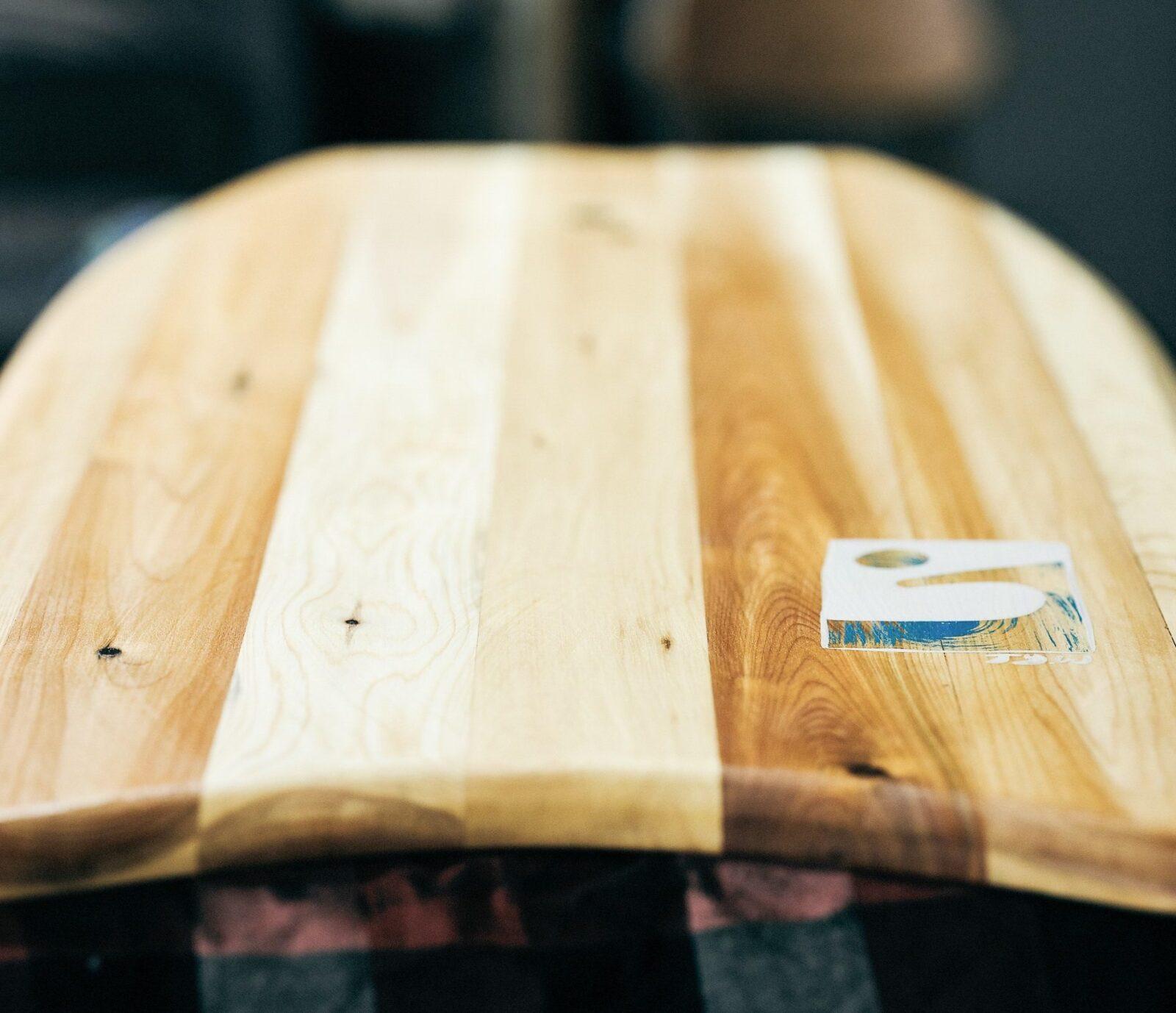 Woogie Bodyboard Grain Surfboards 2
