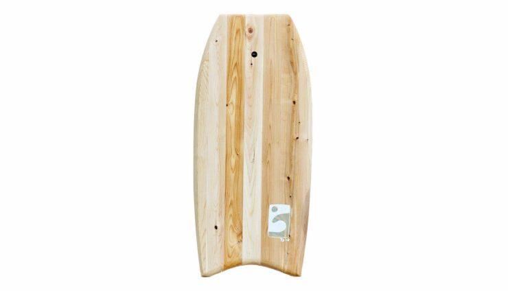 Woogie Bodyboard Grain Surfboards