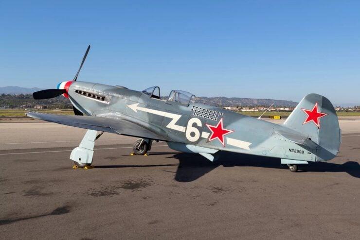 Yakovlev Yak-3 1
