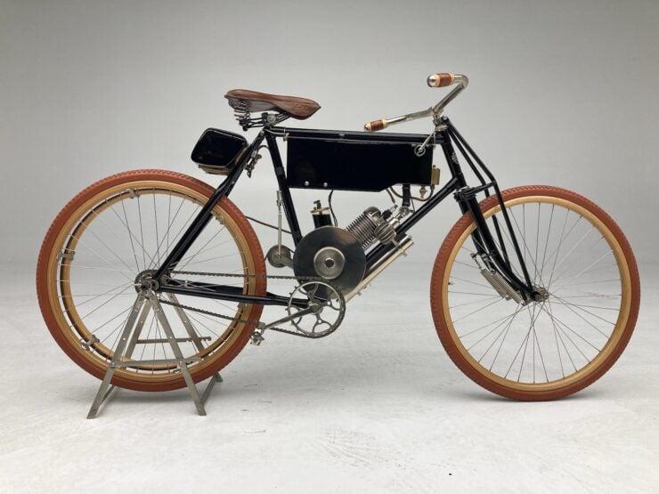 1903 California Motorcycle