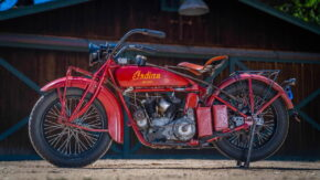 1927 Indian Scout 1