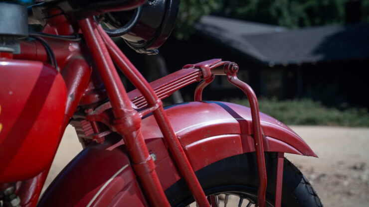 1927 Indian Scout 10
