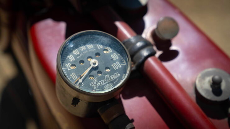 1927 Indian Scout 12