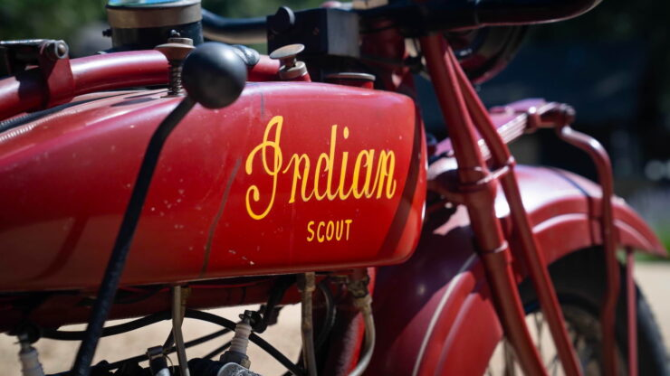 1927 Indian Scout 13