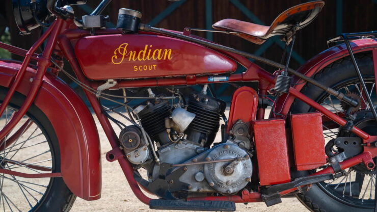 1927 Indian Scout 15
