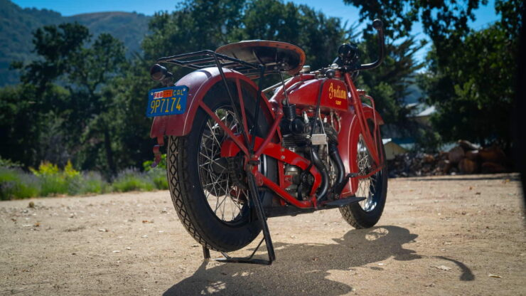1927 Indian Scout 4