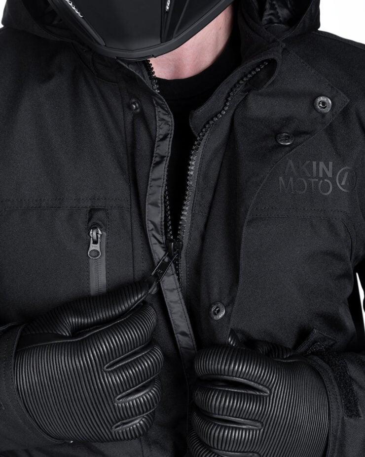 Akin Moto Alpha Jacket 3.0 2