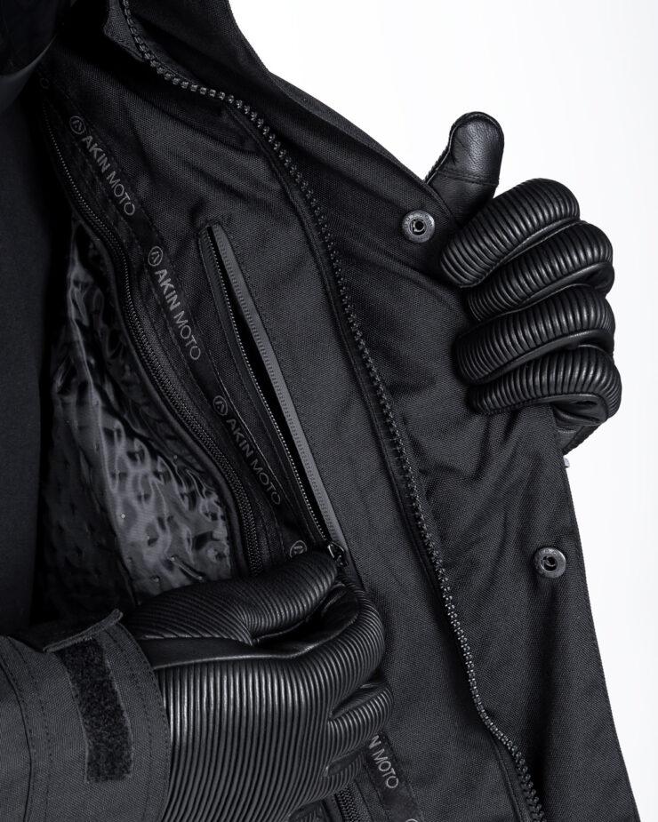 Akin Moto Alpha Jacket 3.0 3