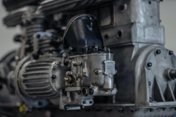 Alfa Romeo 8C Engine 8