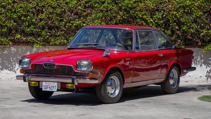 BMW-Glas 3000 V8 1