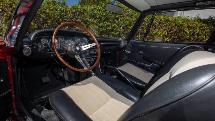 BMW-Glas 3000 V8 4