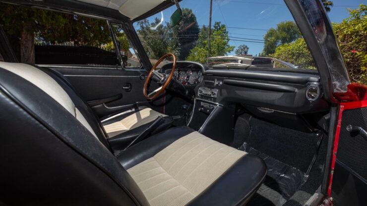 BMW-Glas 3000 V8 5