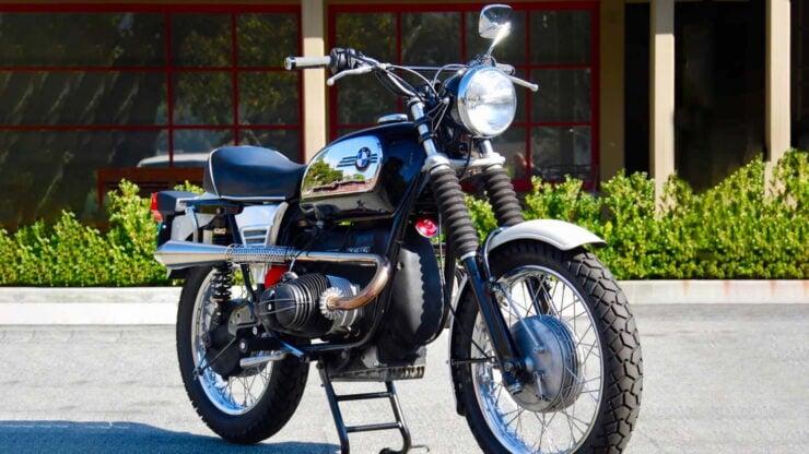 BMW R75-5 Custom Motorcycle 1