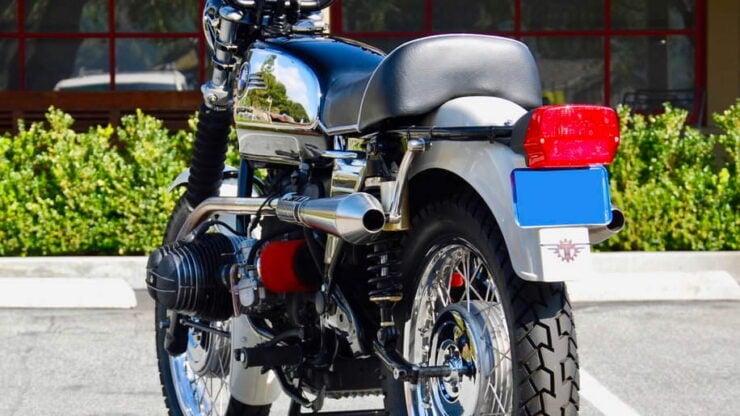 BMW R75-5 Custom Motorcycle 2