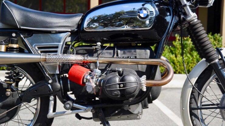 BMW R75-5 Custom Motorcycle 3