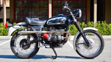 BMW R75-5 Custom Motorcycle