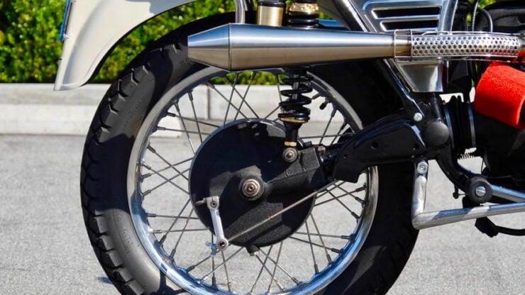 BMW R75-5 Custom Motorcycle 4