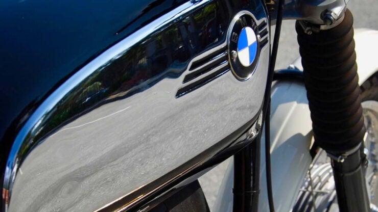 BMW R75-5 Custom Motorcycle 6