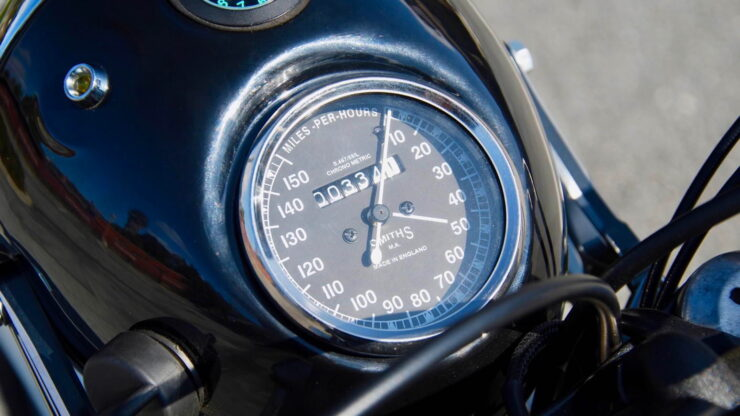 BMW R75-5 Custom Motorcycle 7