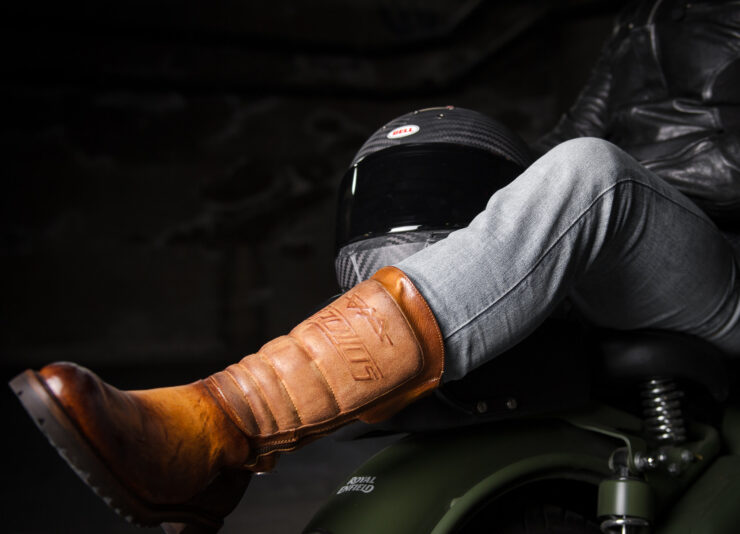 Brutus Rampante Off-Road Motorcycle Boots 2