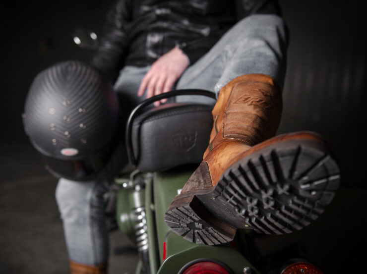 Brutus Rampante Off-Road Motorcycle Boots 3